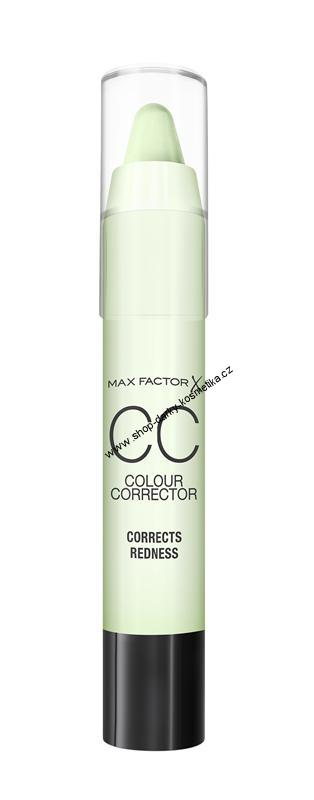 MAX FACTOR CC Korektor Redness