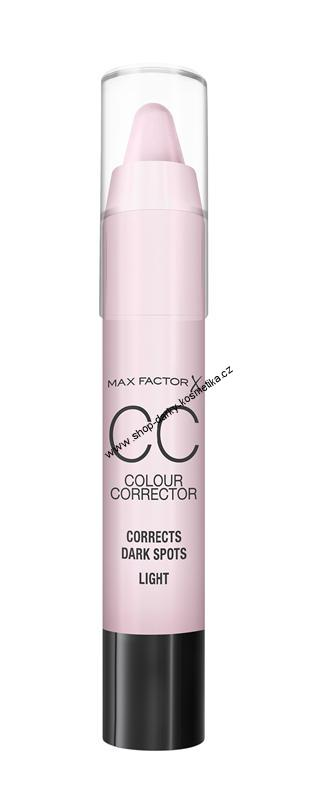 MAX FACTOR CC Korektor Dark Light Skin