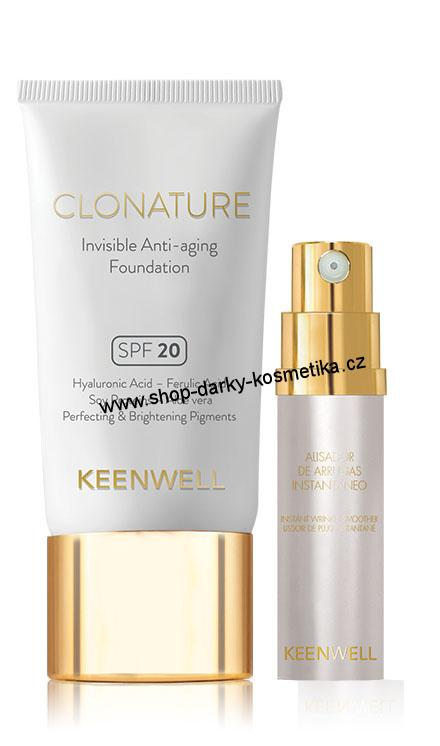 Keenwell Anti-aging Make-up CLONATUR 30ml