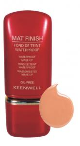 MAKE-UP MAT FINISH č. 6-Keenwell