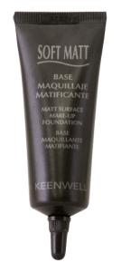 Keenwell Base maquillaje matificante Soft Matt matový základ pod make-up 25ml