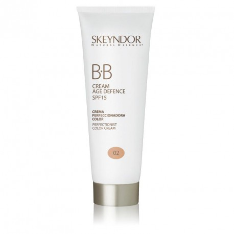 Skeyndor BB CREAM AGE DEFENCE 02 (TMAVŠÍ)