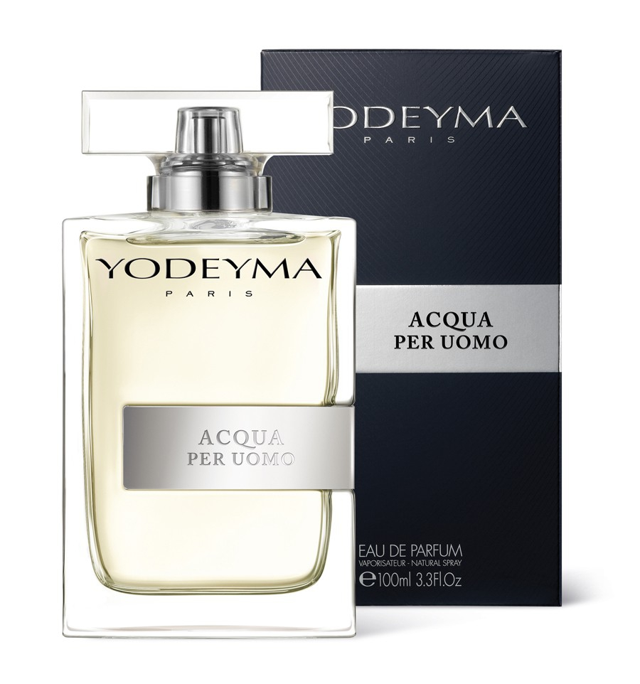 Acqua per Uomo parfum men  100ml