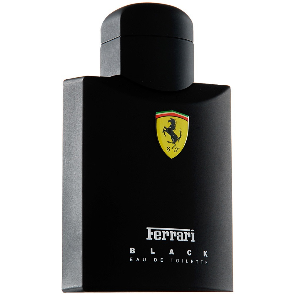FERRARI SCUDERIA BLACK EdT 40ml
