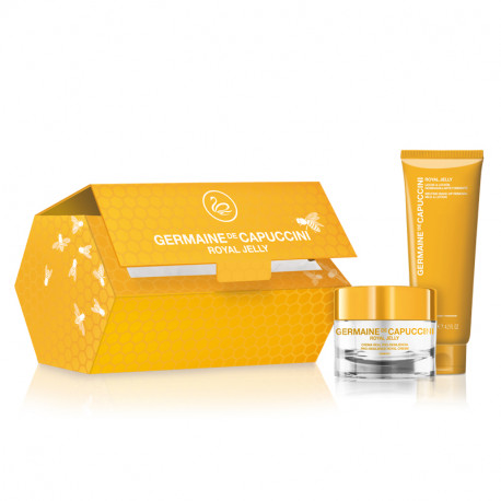 GERMAINE DE CAPUCCINI sada Royal Jelly Comfort