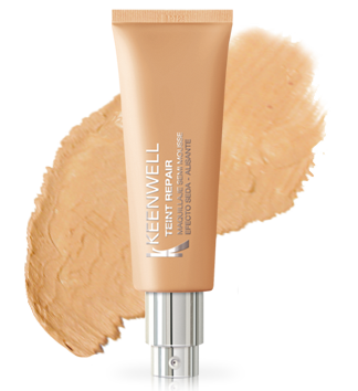 Keenwell SEMI MOUSSE MAKE-UP č.1