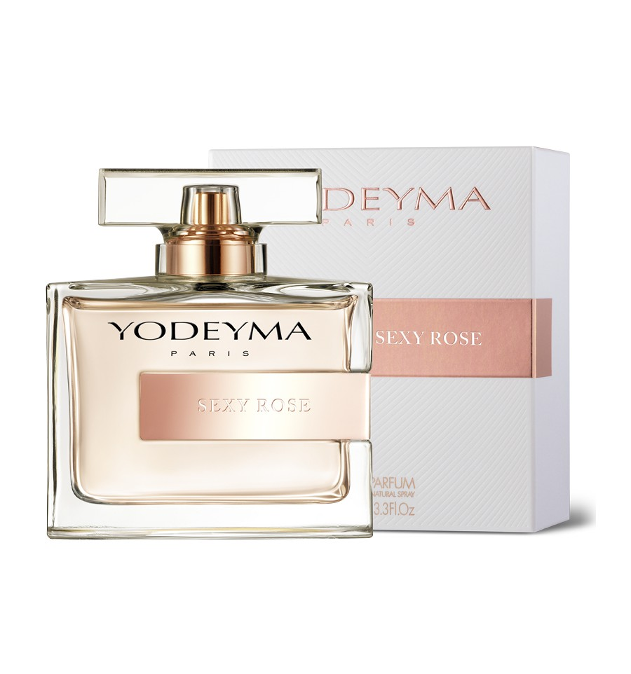 Yodeyma  Paris Sexy Rose EDP 100ml