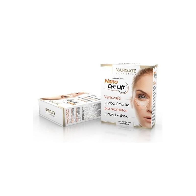 NANO EYE LIFT Nafigate Cosmetics