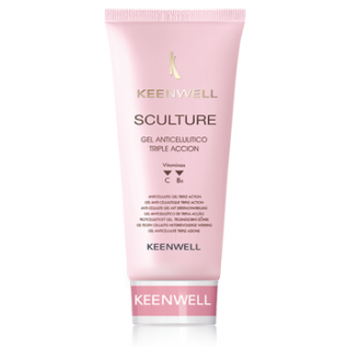 Sculture Triple Action Gel 200ml