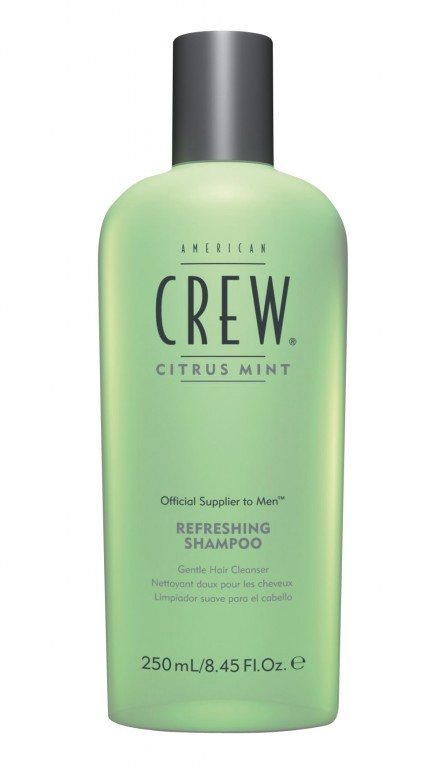 American Crew Citrus Mint refreshing šampon 250ml