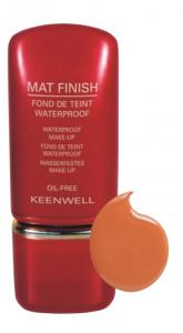 MAKE-UP-MAT FINISH č.1 Keenwell